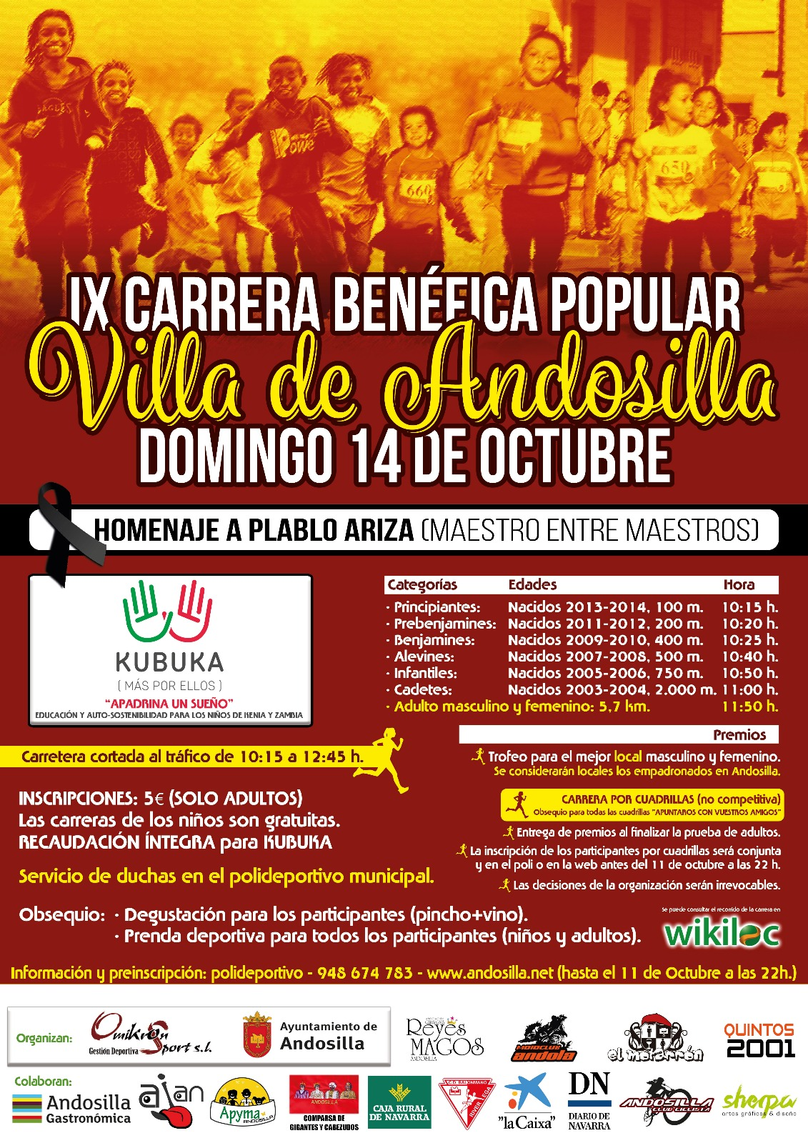 iX Carrera Popular